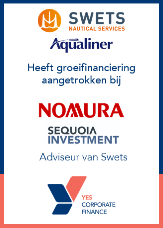Swets Group en Aqualiner